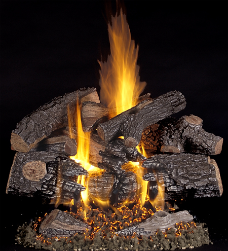 Gas Log Set