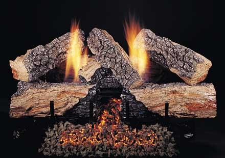 Glowing Ember Series Gas Logs