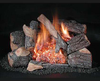 Evening Embers Series Gas Logs