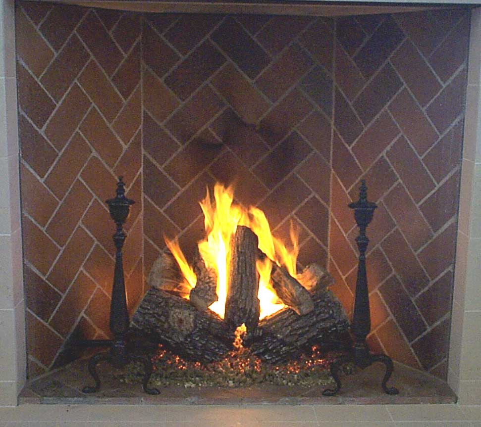 Rumford rasmussen gas logs for Rumford fireplace insert