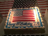 TR Birthday Cake.