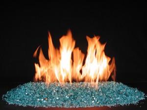 Rasmussen Vented FireGlitter