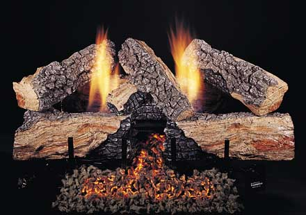 Log Sets Vent Free Rasmussen Gas Logs