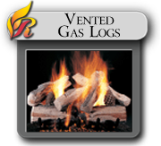 Vented Gas Logs