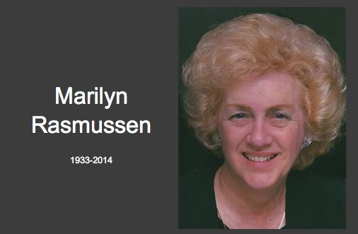 Marilyn Rasmussen
