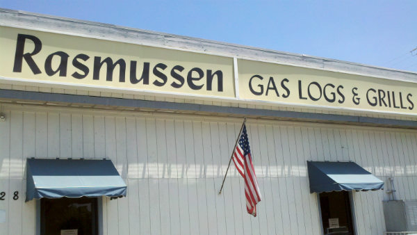 Happy 4th of July from Rasmussen Gas Logs and Grills